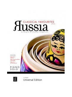 Arr. Nicolai Podgornov: Classical Favourites From Russia Books | Piano
