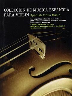 Spanish Violin Music Livre | Violon, Accompagnement Piano