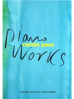 Ramón Paus: Piano Works Libro | Piano