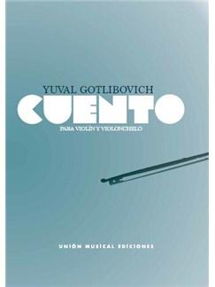Yuval Gotlibovich: Cuento Books | Cello, Violin