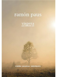 Ramón Paus: Vispera Books | Cello