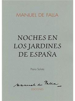 De Falla: Nights In The Garden Of Spain Books | Piano