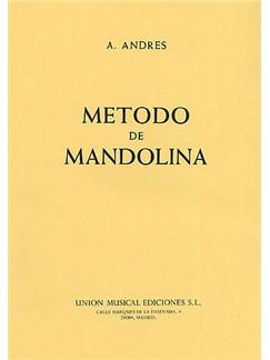 A. Andres: Metodo De Mandolina Books | Mandolin