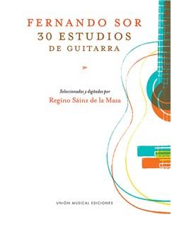 Fernando Sor: 30 Estudios De Guitarra Libro | Guitarra, Classical Guitar
