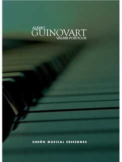 Albert Guinovart: Valses Poeticos Books | Piano