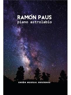 Ramón Paus: Piano Astrolabio Books | Piano