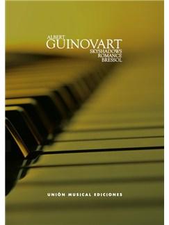 Albert Guinovart: Skyshadows / Romance / Bressol Books | Piano
