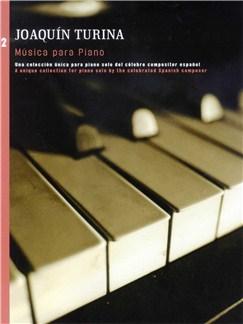 Joaquin Turina: Musica Para Piano Book 2 Books | Piano
