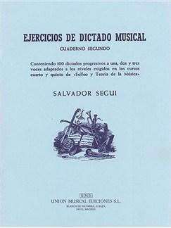 Segui Ejecicios De Dictado Musical Ii Books |