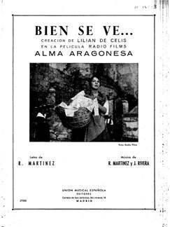 R. Martinez And J. Rivera: Bien Se Ve (Vocal Score) Books | Voice, Piano Accompaniment