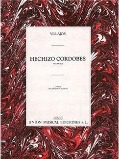 Villajos: Hechizo Cordobes (Pasodoble) Livre | Voix, Accompagnement Piano