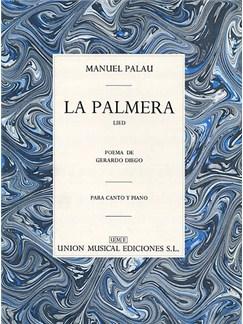 Palau La Palmera, Lieder Voice/piano Livre | Voix