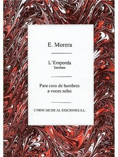 Enrique Morera: L'Emporda Livre   Accompagnement Piano, TTBB