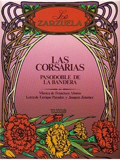 Alonso, F Pasodoble De La Bandera No.5 From Las Corsarias Voice/piano Books | Voice