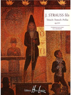 Johann Baptist II Strauss: Tritsch-Tratsch Polka Op.214 (Piano solo) Books | Piano