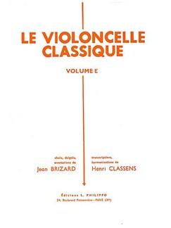 Le Violoncelle Classique Volume E Books | Cello, Piano Accompaniment