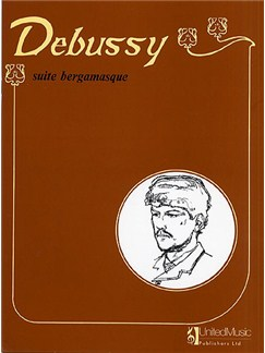 Claude Debussy: Suite Bergamasque (Piano Solo) Books | Piano