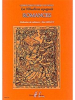 Romances (Voice/Guitar) Books   Voice, Guitar