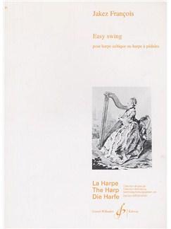Jakez François: Easy Swing (Harp Solo) Books | Harp