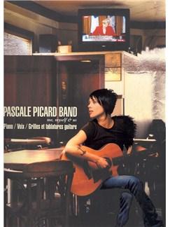 Pascale Picard Band: Me, Myself & Us Livre   Piano, Chant et Guitare (Boîtes d'Accord), Tablature Guitare