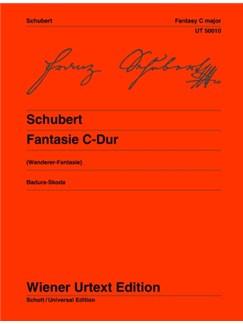 Franz Schubert: Fantasy In C - Wanderer-Fantasie C D 760 Books | Piano