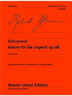 Robert Schumann: Album For The Young Op. 68 Books | Piano