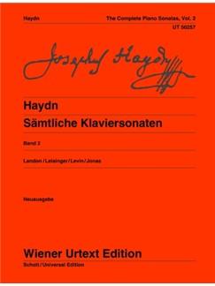 Joseph Haydn: Complete Piano Sonatas - Vol. 2 Books | Piano