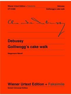 "Claude Debussy: Golliwogg's Cake Walk From ""Children's Corner"" Books | Piano"