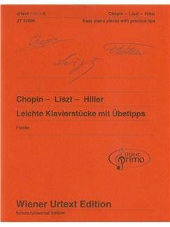Chopin - Liszt - Hiller Books | Piano