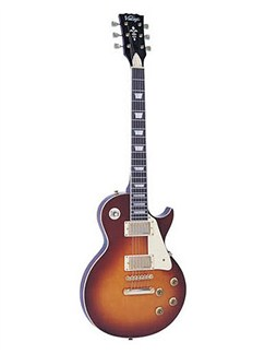 Vintage: V100 Series Electric Guitar (Tobacco Sunburst) Instruments | Electric Guitar