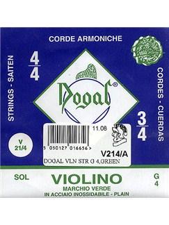 Dogal: Violin G String  | Violin