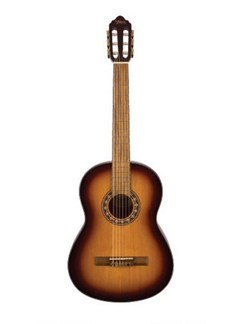 Valencia: 3930ATS VC304 Classical Guitar 4/4 300 Series - Sun Burst Instruments | Classical Guitar