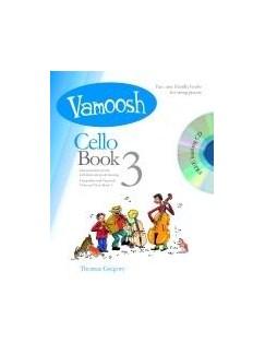Vamoosh Cello Book Book 3 Book & CD Books and CDs | Cello