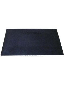 Stagg: Piano Bench Top - Black Velvet  | Piano, Digital Piano
