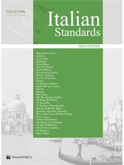 Italian Standards Collection New Edition Books | Piano, Vocal & Guitar