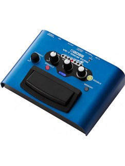 Boss: VE-1 Professional Vocal Echo Pedal  |