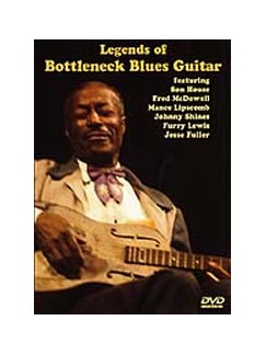 Legends of Bottleneck Blues Guitar DVD DVDs / Videos | Guitar