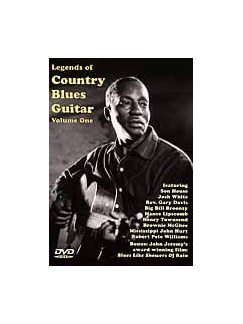 Legends Of Country Blues Guitar Volume 1 DVD DVDs / Videos | Guitar
