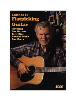 Legends Of Flatpicking Guitar DVD DVDs / Videos | Guitar