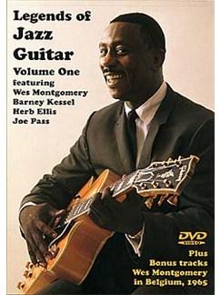 Legends Of Jazz Guitar Vol I DVD DVDs / Videos | Guitar