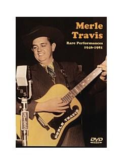 Merle Travis: Rare Performances 1946-1981 DVD DVDs / Videos | Guitar