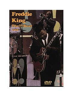 Freddie King: The!!!!Beat 1966 DVD DVDs / Videos | Guitar