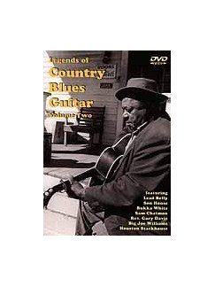 Legends Of Country Blues Guitar Volume 2 DVD DVDs / Videos | Guitar