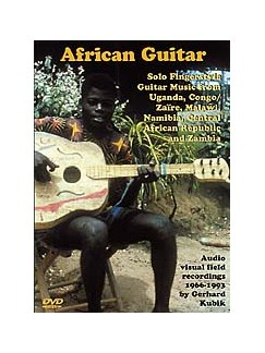 African Guitar DVD DVDs / Videos | Guitar