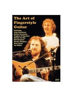 The Art Of Fingerstyle Guitar (DVD) DVDs / Videos | Guitar