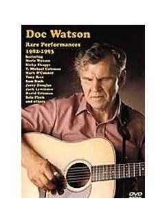 Doc Watson: Rare Performances 1982-1993 (DVD) DVDs / Videos | Guitar