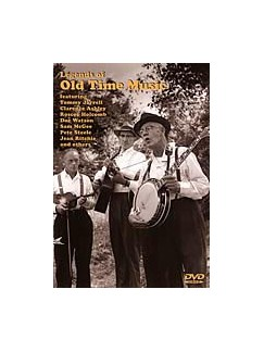 Legends Of Old Time Music DVD DVDs / Videos | Guitar