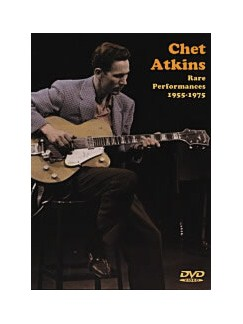 Chet Atkins: Rare Performances 1955-1975 DVD DVDs / Videos | Guitar