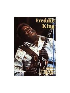 Freddie King: Live In Concert Dallas Texas1973 DVD DVDs / Videos | Piano