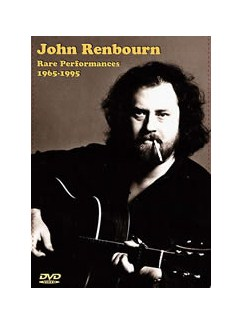 John Renbourn: Rare Performances 1965-1995 DVD DVDs / Videos | Guitar